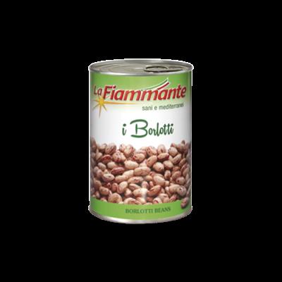 La Fiammante Borlotti Beans