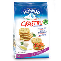 Monviso Bruschetta Garlic & Parsley