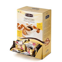 Pan Ducale Almond Cantuccini dispenser box