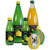 Sunita Organic Fruit Juices
