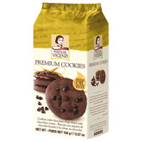 Vicenzi Chip & Choc Cream Premium Cookies